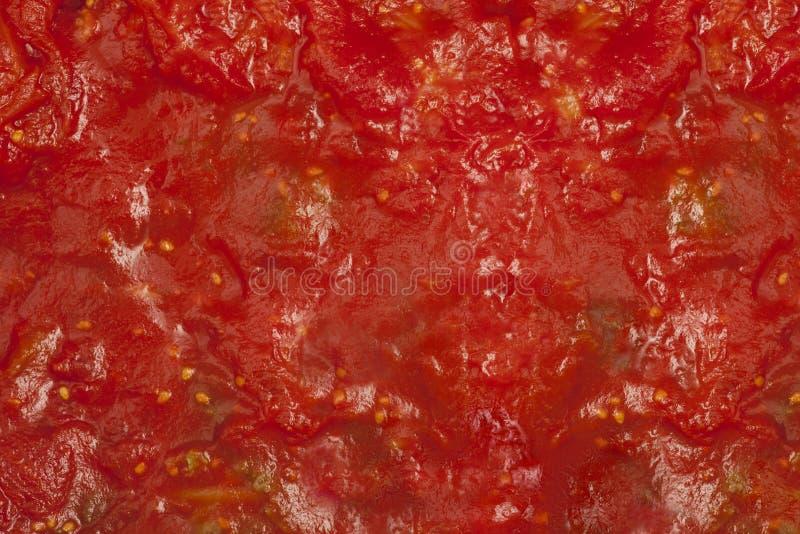 Fond de sauce tomate photos stock