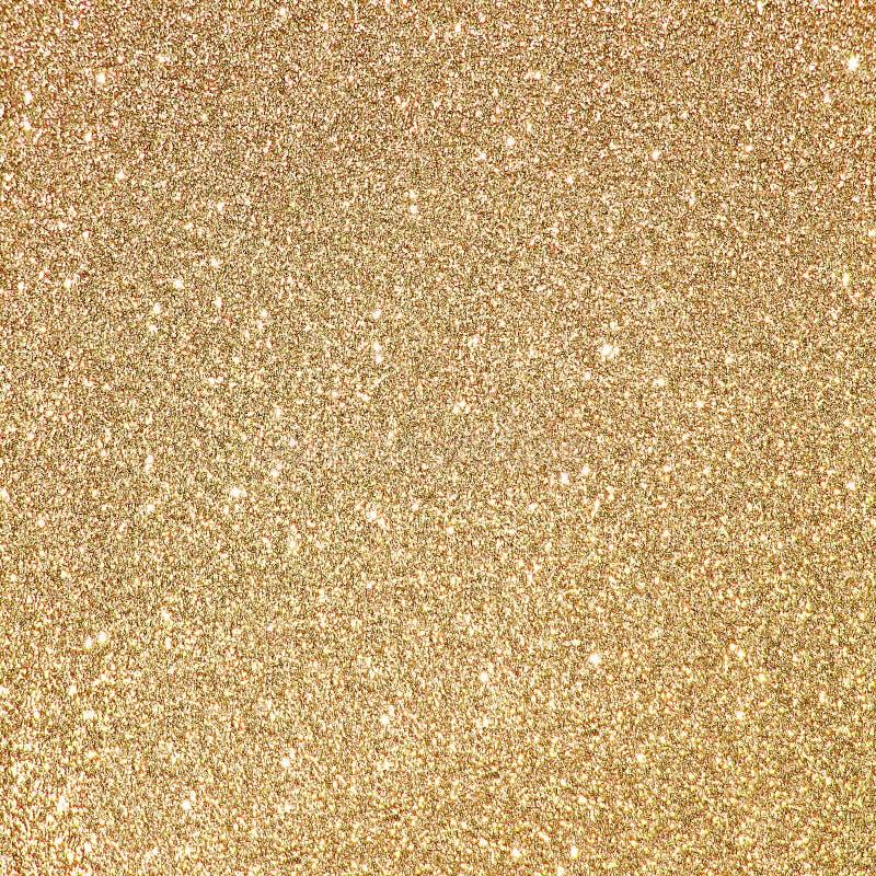 Fond de scintillement d'or Texture de scintillement Modèle de scintillement d'or Papier peint de scintillement Fond d'éclat photos stock