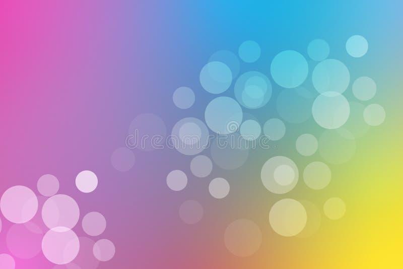Fond de scintillement de couleur illustration de vecteur