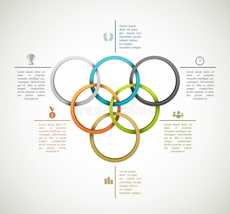 Fond de sport illustration libre de droits