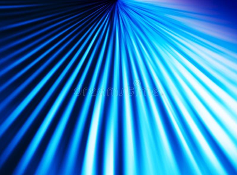 Fond de surface de l'eau bleue illustration stock