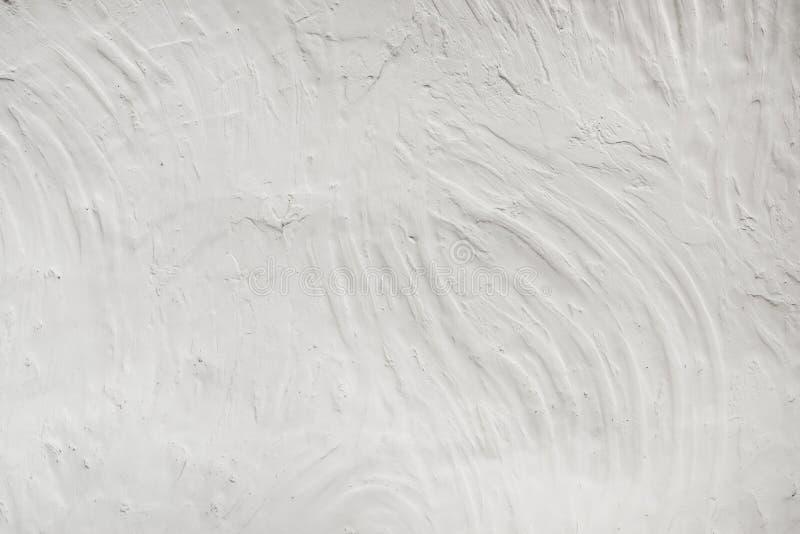 Download Fond De Surface De Mur Peint Par Blanc Rocailleux De Stuc Photo stock - Image du texture, usé: 87702884
