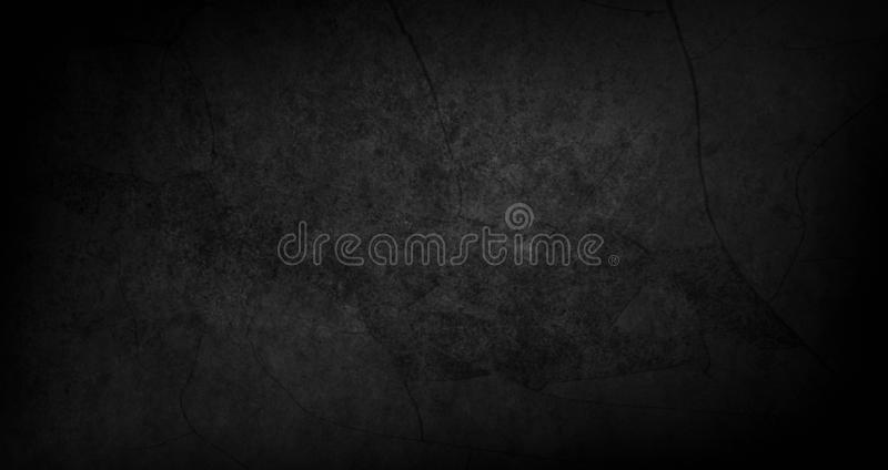 Fond de surface de texture de noir de blanc, coins foncés illustration de vecteur