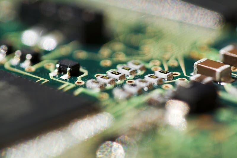 Fond de technologie. images libres de droits