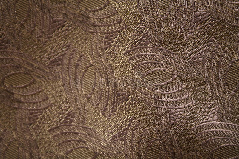 Fond de textile de cru photo stock