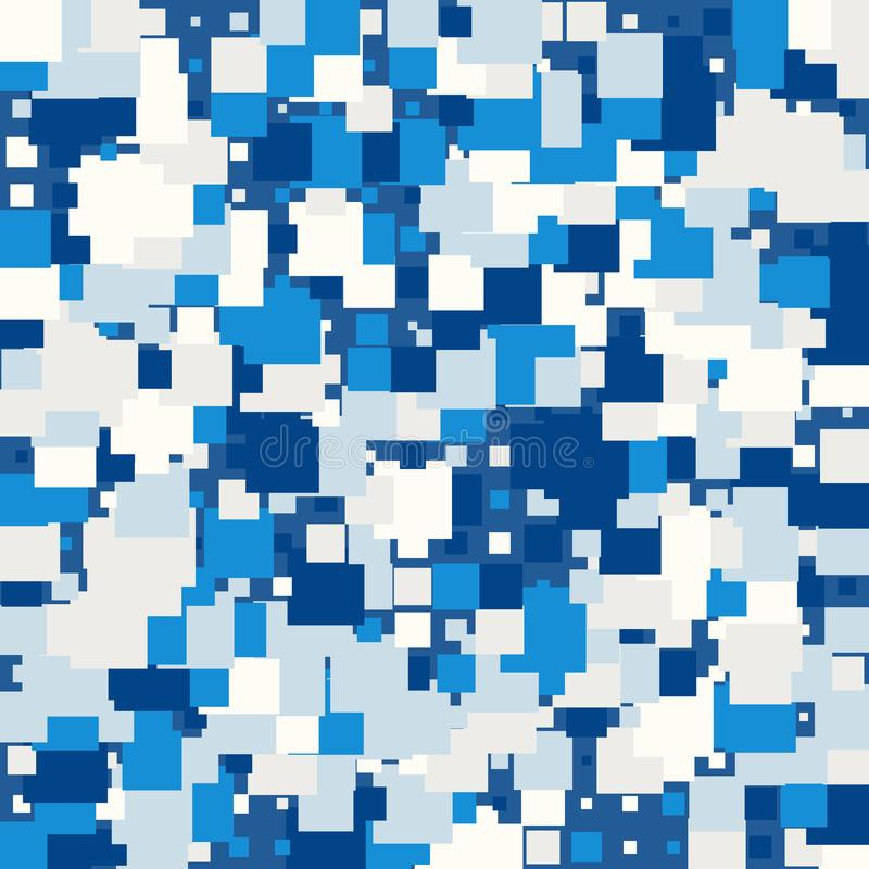 Fond de texture abstraite avec des places illustration stock