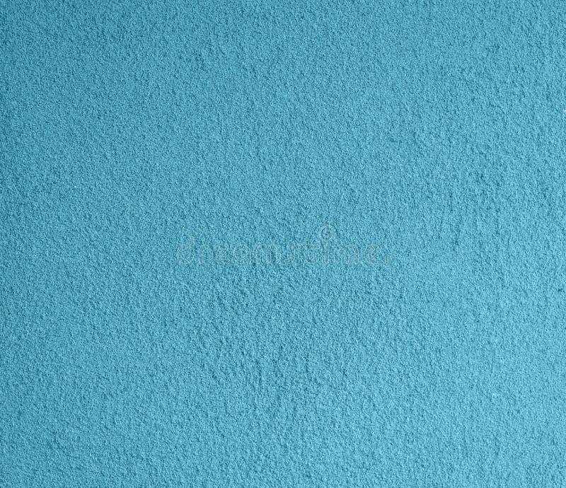 Fond de texture bleu abstrait, surface de miette de ciment photo libre de droits
