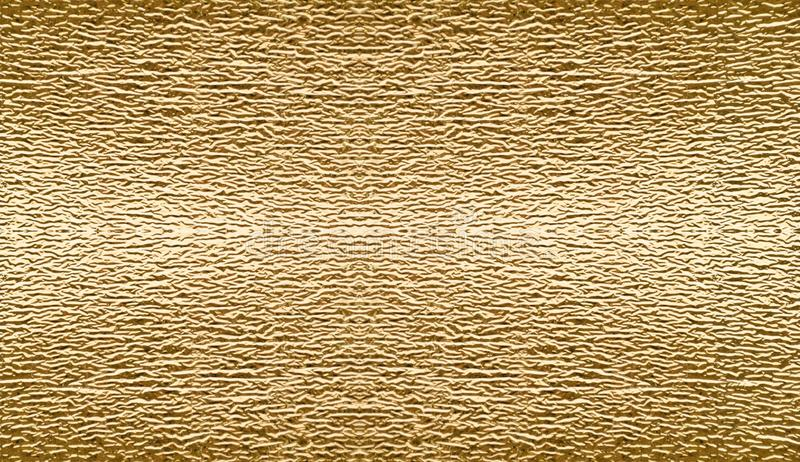 Fond de texture d'or photos libres de droits