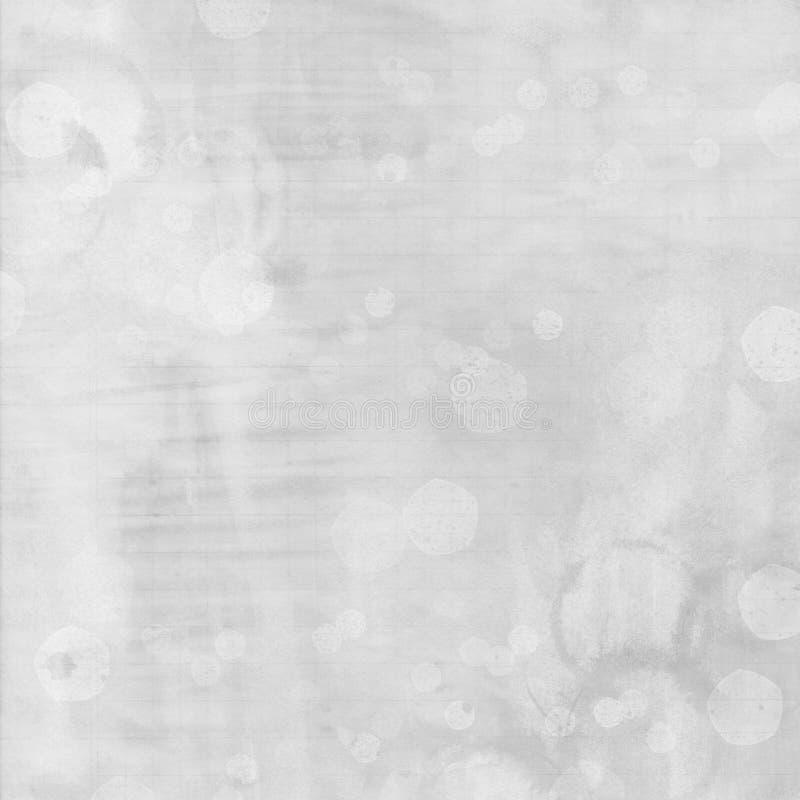 Fond de texture d'aquarelle désaturé images libres de droits