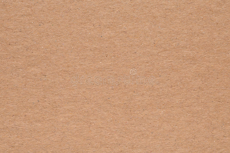 Fond de texture de carton, carton de papier de Brown photos stock