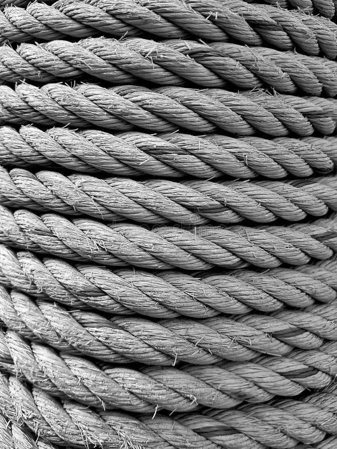 Fond de texture de corde images stock