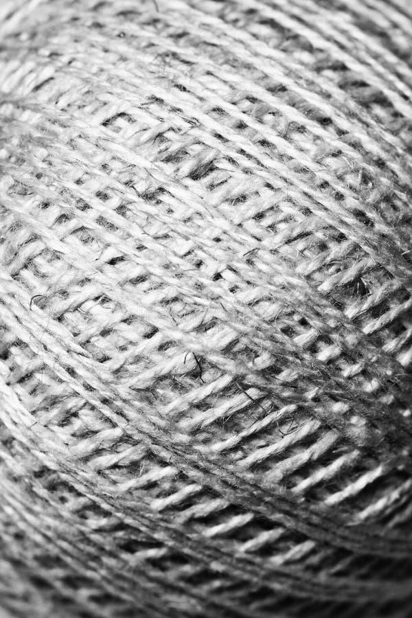 Download Fond De Texture De Fil Noir Et Blanc Image stock - Image du métier, coton: 77155999