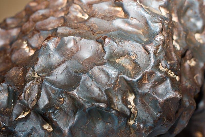 Fond de texture de météorite photo libre de droits