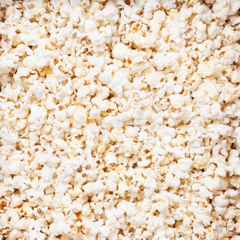 Fond de texture de maïs éclaté images libres de droits