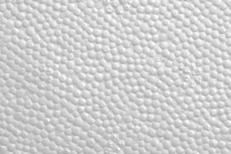 Fond de texture de mousse de styrol photographie stock libre de droits