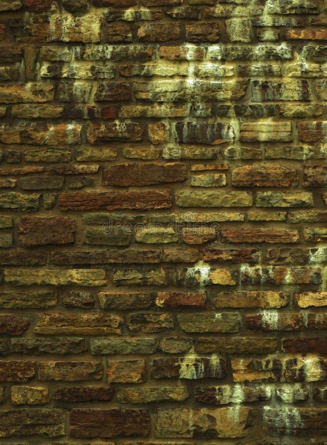 Fond de texture de vieille brique ou de mur en pierre photos stock
