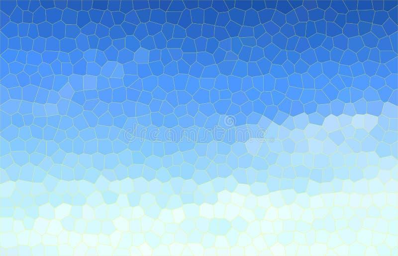 Fond de texture en verre souillé, modèle abstrait d'illustration illustration libre de droits