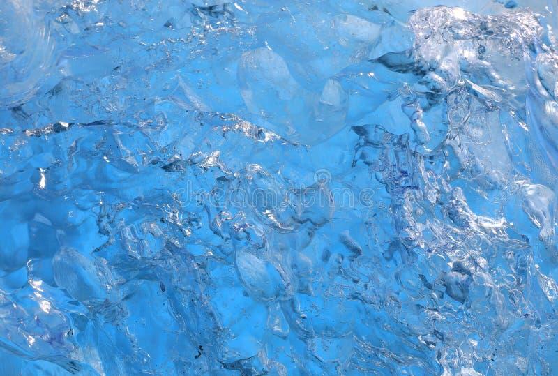 Fond de texture de glace photos libres de droits