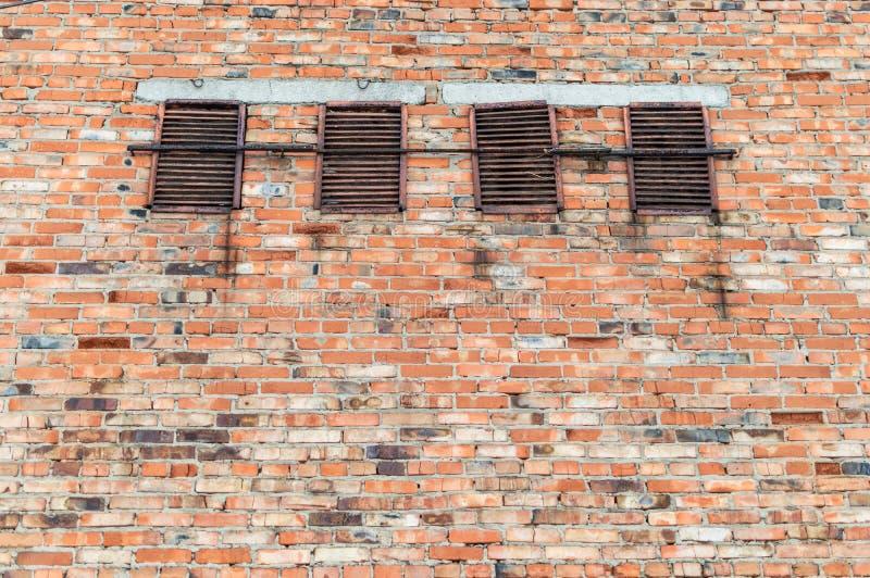 Fond de texture de mur de briques Fin vers le haut photographie stock