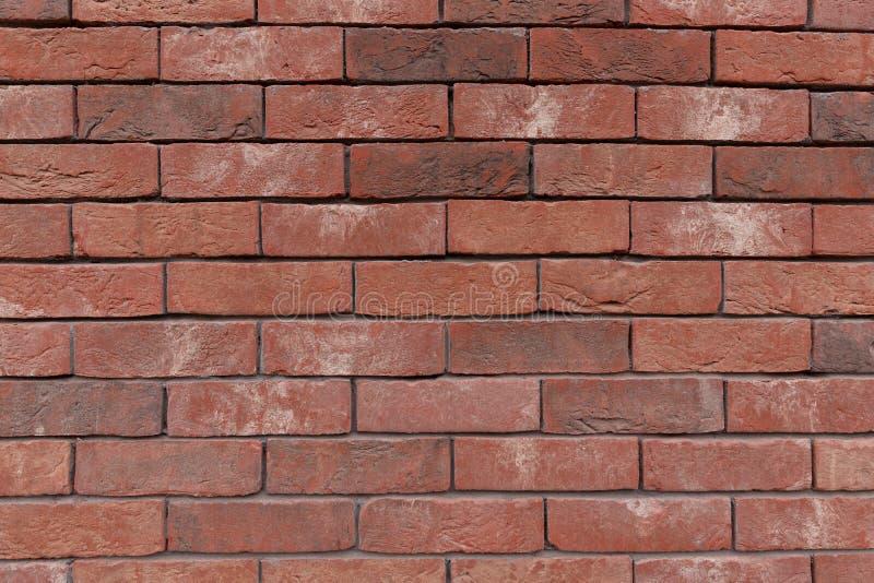 Fond de texture de mur de briques pour l'illustration de conception photos stock