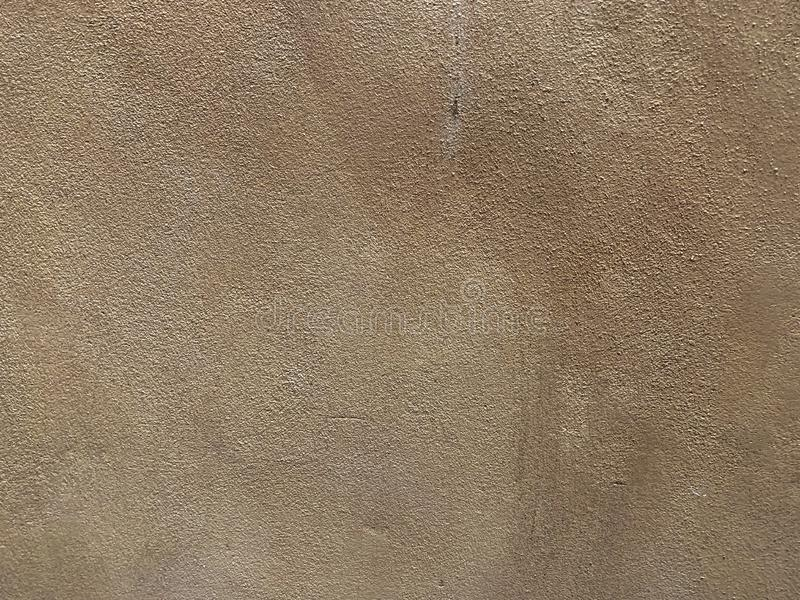 Fond de texture de mur de ciment de Brown photo libre de droits