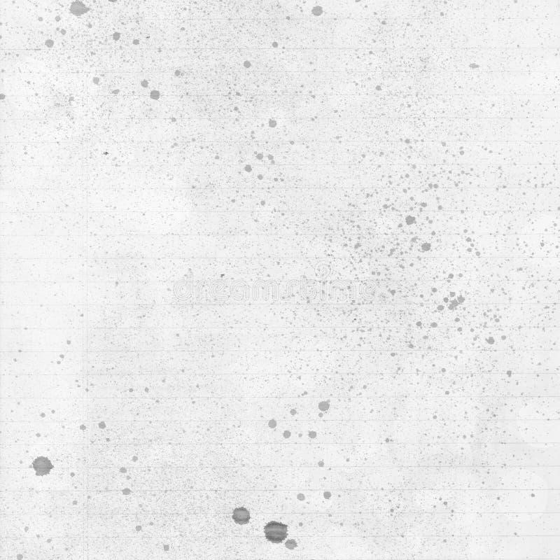 Fond de texture repéré par aquarelle désaturé image stock