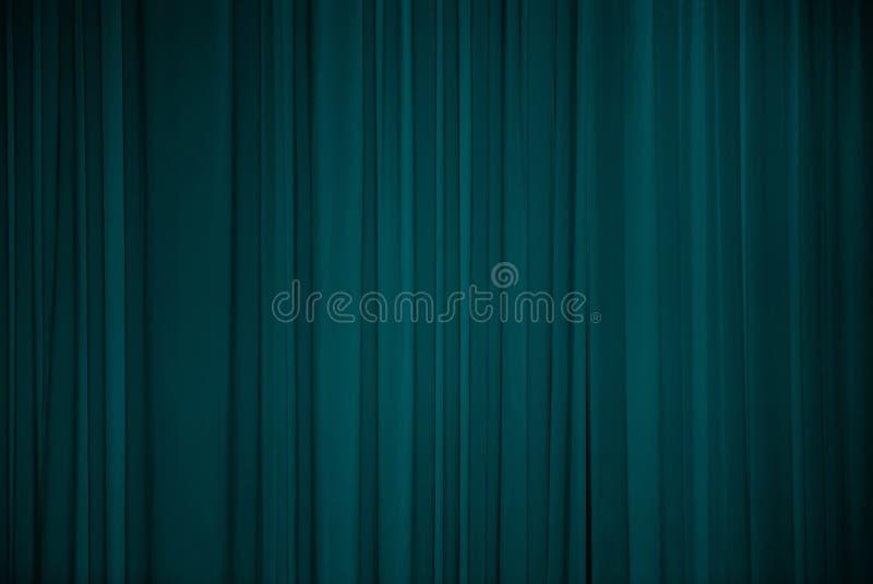 Fond de tissu de turquoise illustration stock