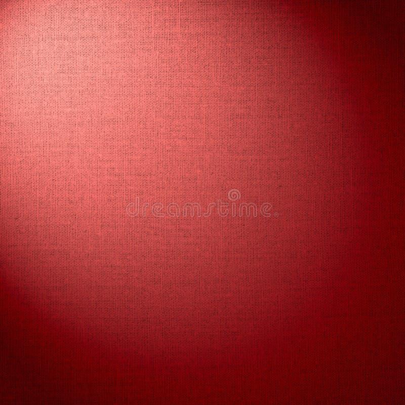Fond de toile abstrait rouge photographie stock libre de droits
