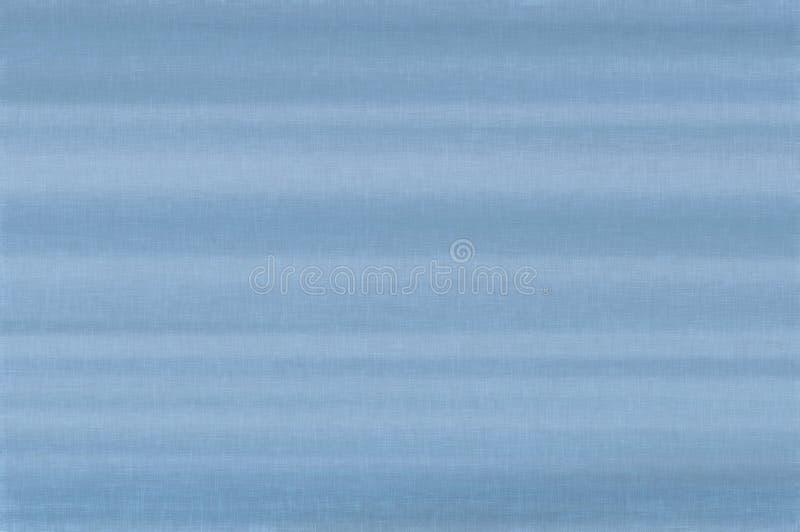 Fond de toile d'échantillon de texture de ciel de fibre en pastel pâle blanche lumineuse de bleu, macro plan rapproché horizontal images libres de droits