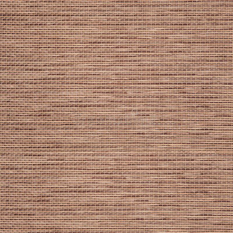 Fond de toile de Brown image stock