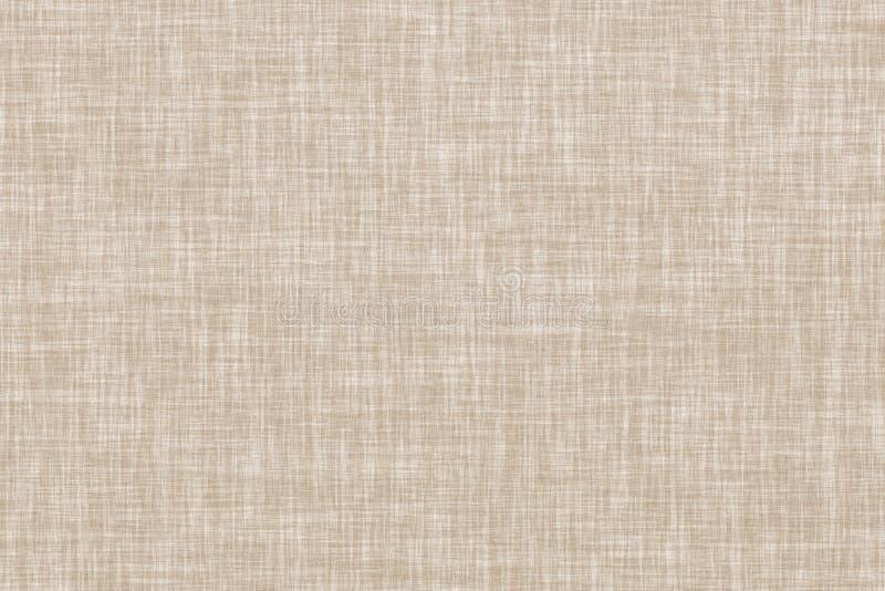 Fond de toile sans couture de texture coloré par beige illustration stock