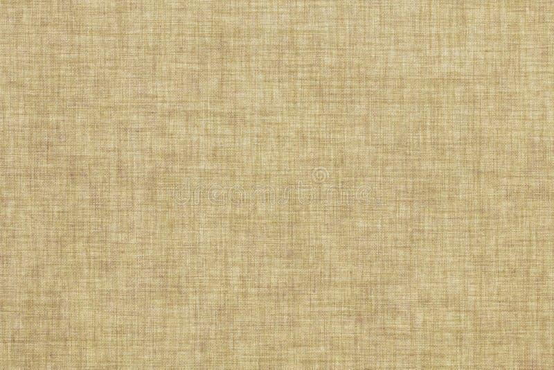 Fond de toile sans couture de texture coloré par beige illustration libre de droits
