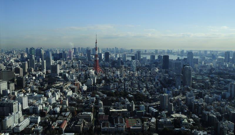 Fond de Tokyo photo libre de droits