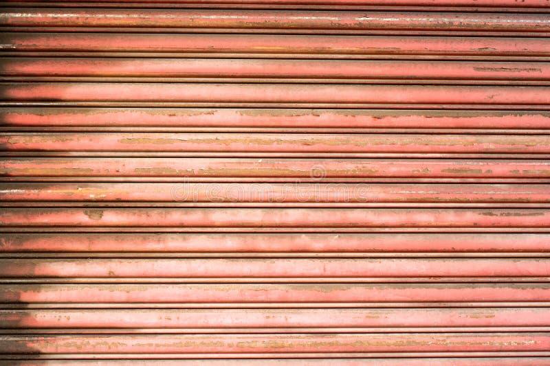 Fond de trappe en métal photo stock