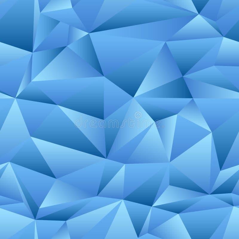 Fond de triangle illustration libre de droits