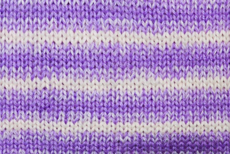 Fond de tricotage multicolore images libres de droits