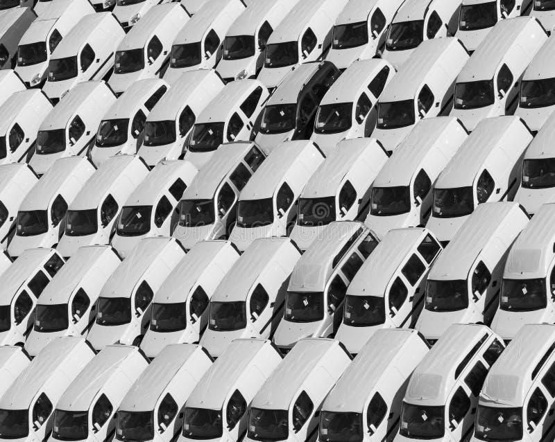 Download Fond de véhicules photo stock. Image du horizontal, occlusion - 8660700