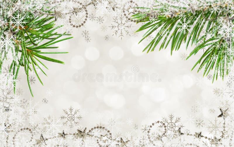 Fond de vacances de Noël photographie stock