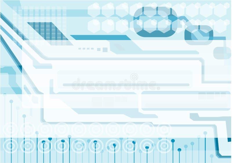 Fond de vecteur de Digitals illustration libre de droits