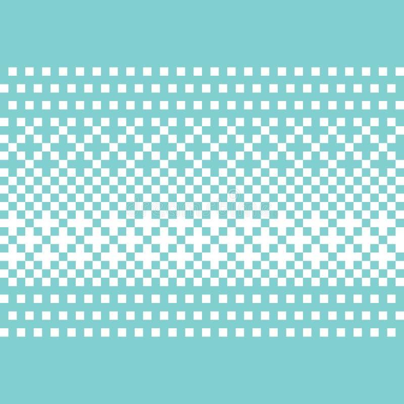 Fond de vecteur de style d'art de pixel illustration stock