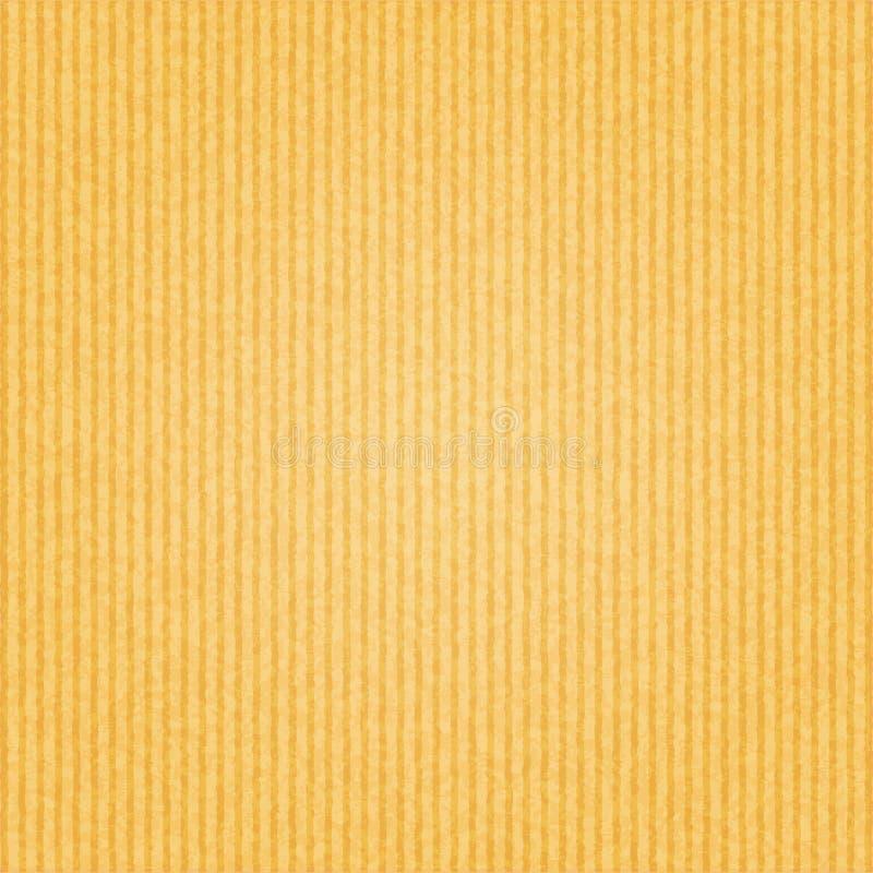 Fond de vecteur de texture de carton illustration libre de droits