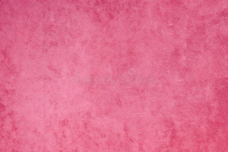 Fond de velours, texture, couleur brune rose, luxe cher, tissu, photo libre de droits