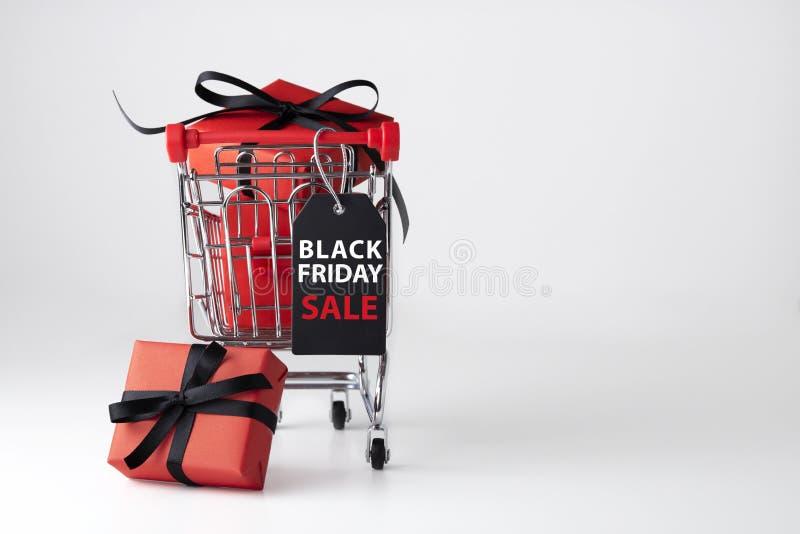 Fond de vente de Black Friday photos stock