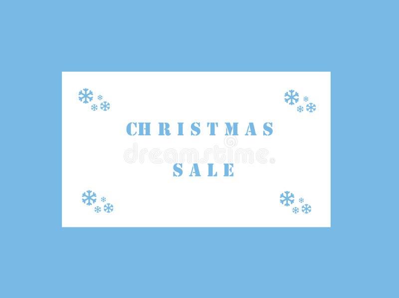 Fond de vente de Noël images stock