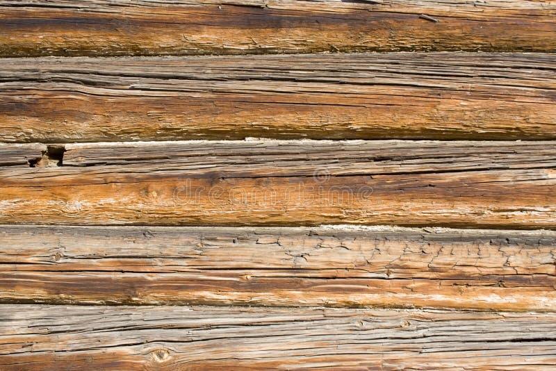 Fond de vieux mur en bois images libres de droits