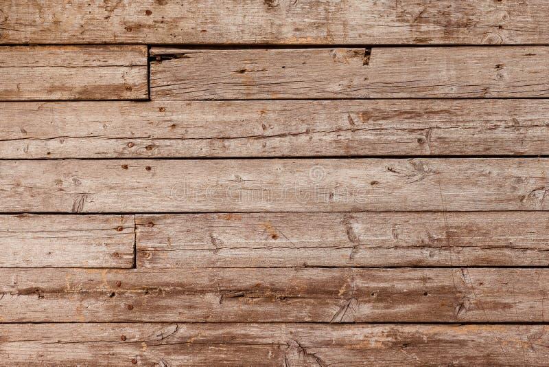 Fond de vieux panneaux en bois de vintage photographie stock libre de droits