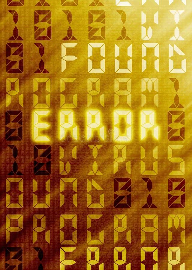 Fond de virus d'ordinateur illustration libre de droits
