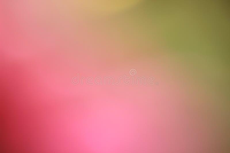 Fond defocused multicolore de gradient images libres de droits