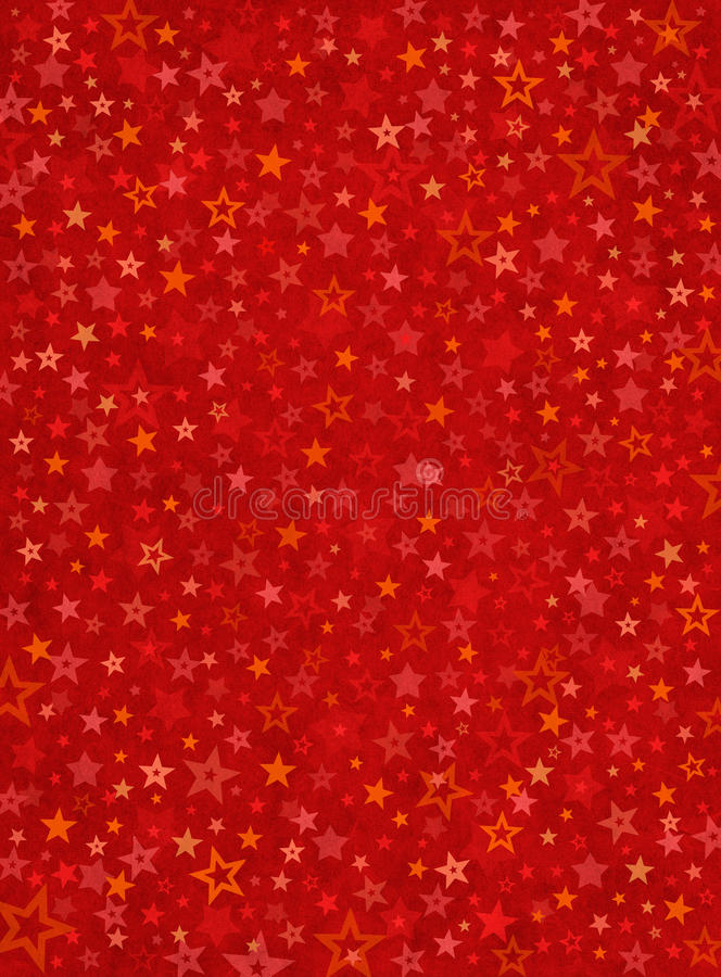 Fond dense d'étoile illustration libre de droits