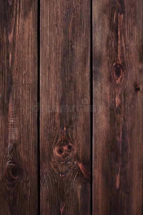 Fond des conseils en bois photo stock
